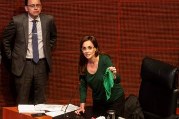 Lilly Téllez señaló a Beatriz Gutiérrez Muller por críticas a periodistas
