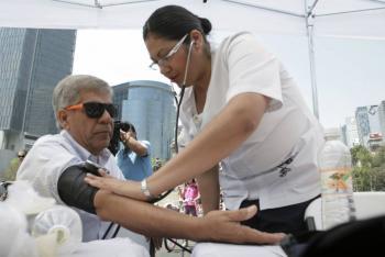 Benito Juárez, Iztacalco y Coyoacán lideran índices de hipertensión