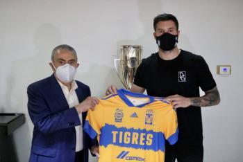 Gignac renueva con los Tigres por tres años más