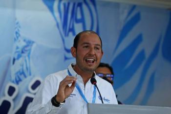 Marko Cortés pide a panistas ser empáticos con los electores