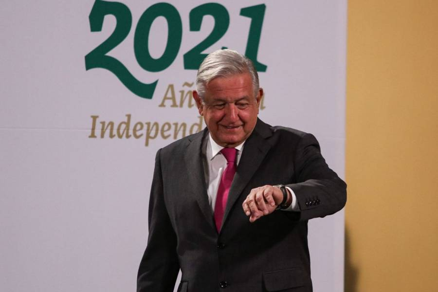 AMLO sostendrá el lunes su primera reunión virtual con Joe Biden