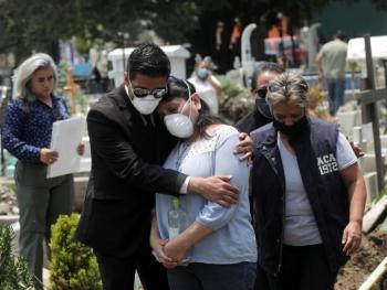 México supera los 185,000 muertos por coronavirus a un año de detectarse primer caso
