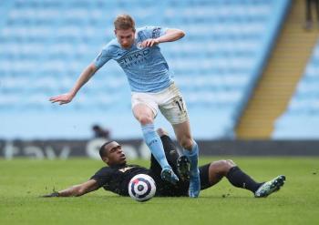 Manchester City vence al West Ham y suma 20 triunfos al hilo