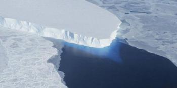 Alerta, iceberg del tamaño de Londres se desprendió