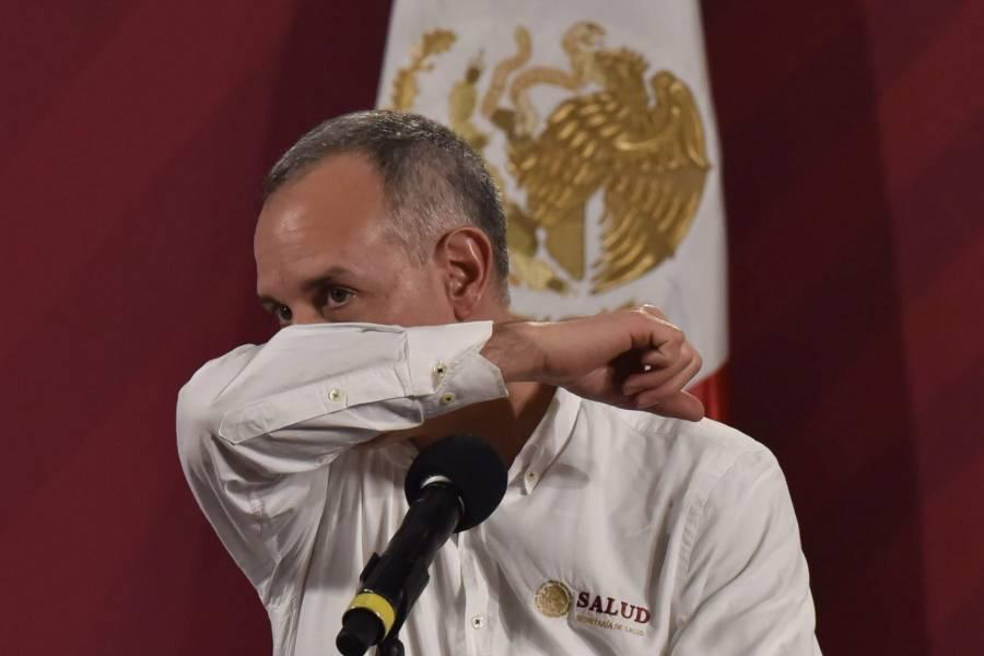 López-Gatell podría estar hospitalizado; autoridades no se han pronunciado al respecto