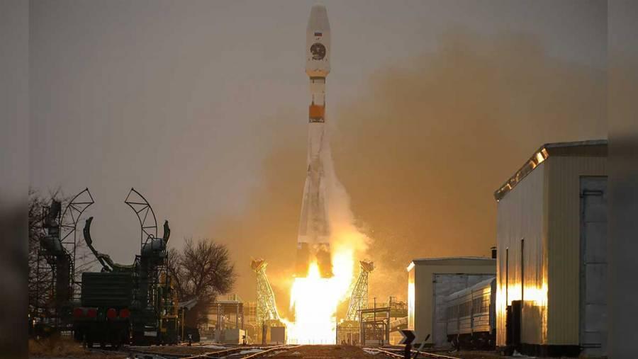 Rusia lanza satélite para monitorear el clima en el Ártico