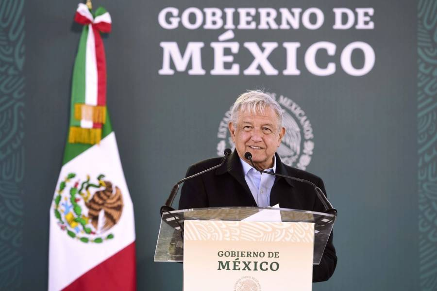 Se espera que López Obrador solicite a Biden compartir vacunas de EEUU