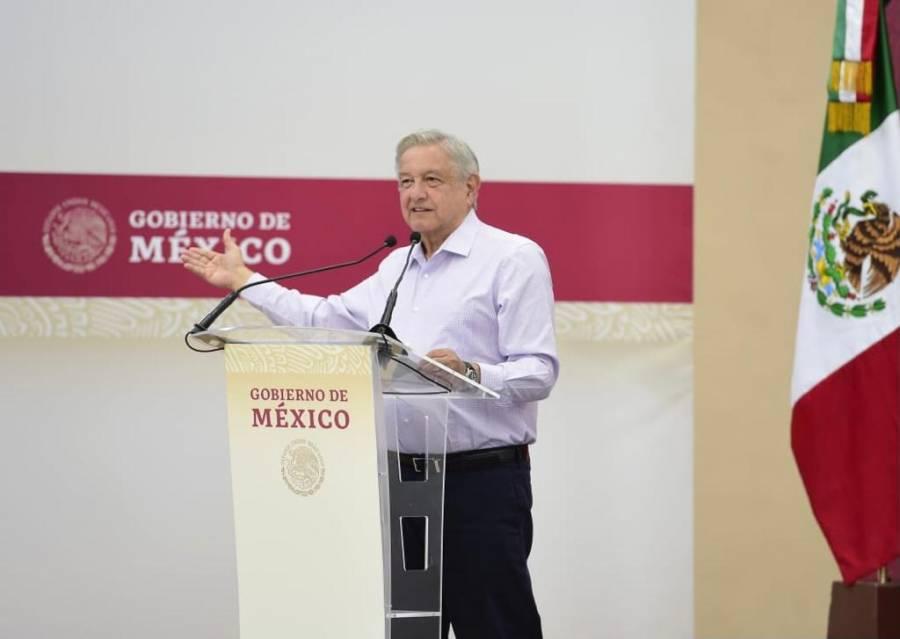 Lunes al mediodia, primera reunión virtual entre AMLO y Biden