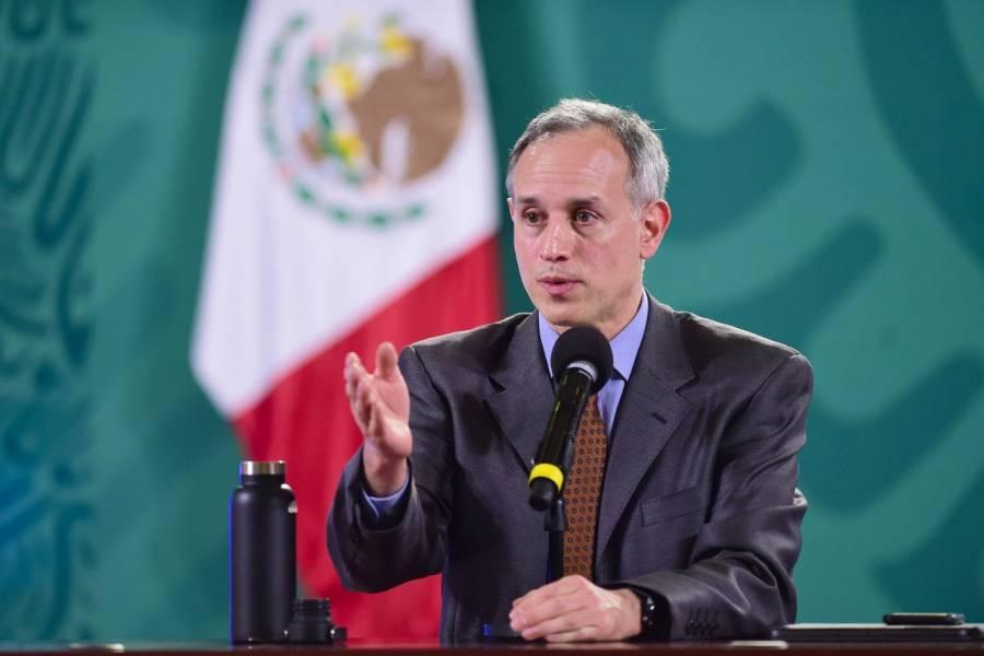 López Gatell se encuentra hospitalizado tras contraer COVID-19