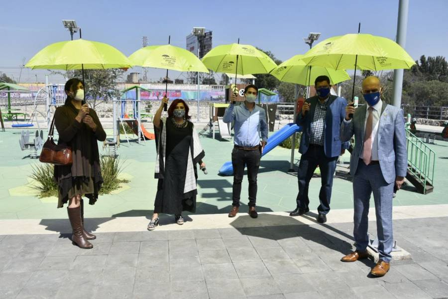 La alcaldesa Clara Brugada abrió el sexto Centro Colibrí