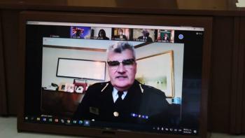 Policía de Londres, capacitará a elementos de Nezahualcóyotl