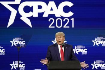 Desliza Trump intención de lanzar su candidatura