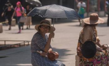 Activan alerta amarilla por calor en nueve alcaldías de la CDMX