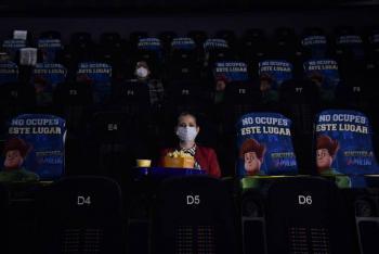 En CDMX, mañana reabren 433 cines, teatros y museos