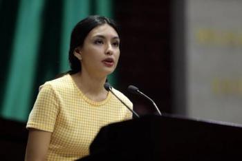 Programa de jóvenes construyendo el futuro usa a los becarios para cometer fraude electoral: Frida Alejandra Esparza