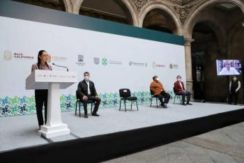 Acuerdan gobernadores morenistas no intervenir en las elecciones de 2021