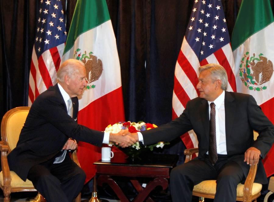 Migración, T-MEC y Covid, los temas entre AMLO y Biden