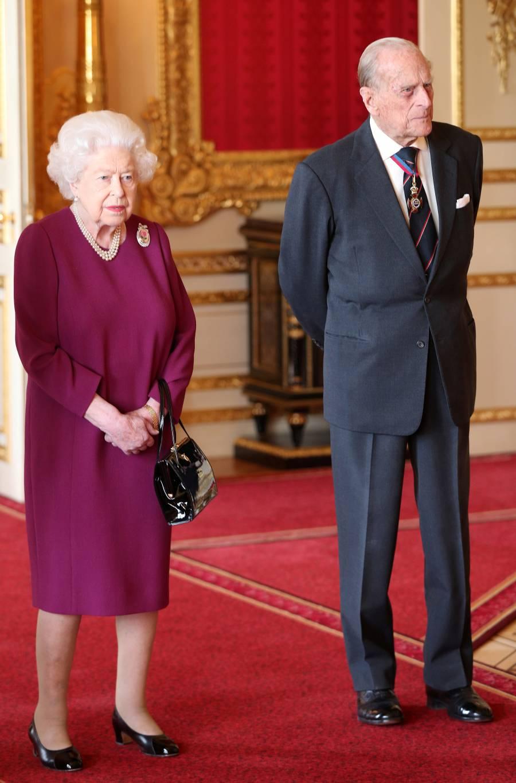 Este es el estado de salud del duque de Edimburgo