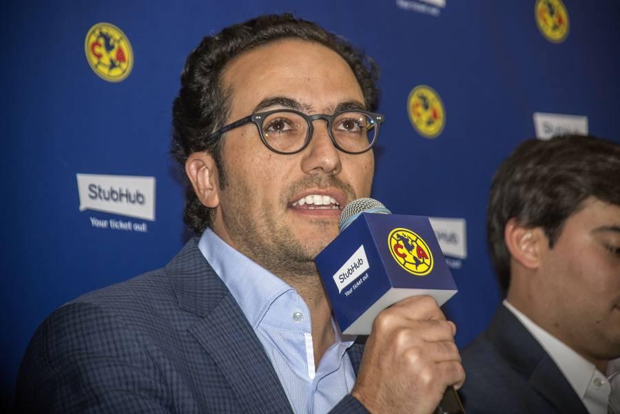 Mauricio Culebro, exdirectivo del América, nuevo vicepresidente de Tigres