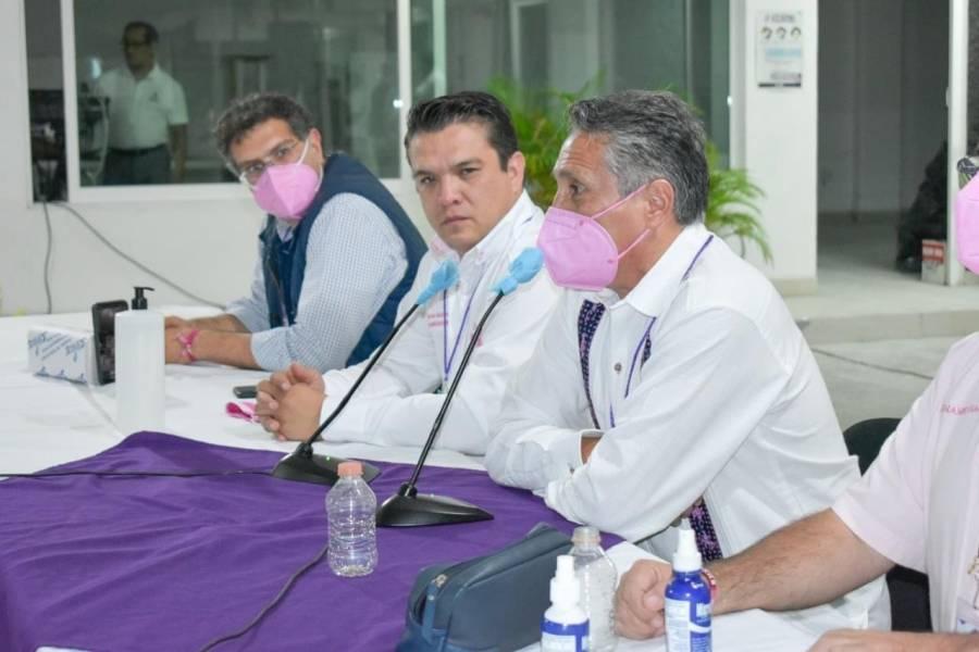 Confirma Manuel Negrete que buscará gubernatura de Guerrero por Fuerza x México