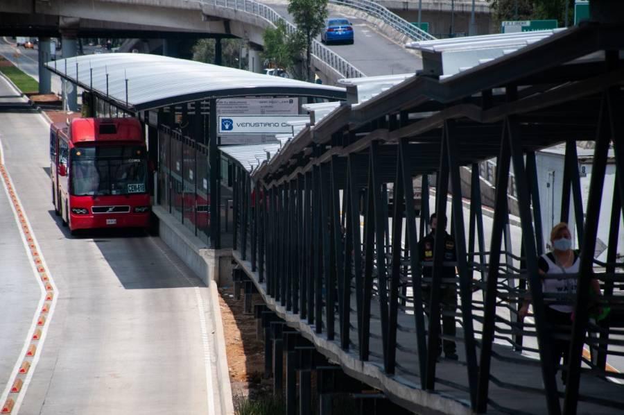 Línea Cero del Metrobús comenzará obras en 2022