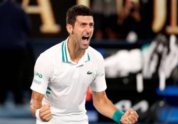 Djokovic iguala récord de semanas de Federer como número uno del mundo