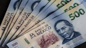 Peso mexicano se  depreció 1.6% en febrero