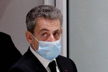 Condenan por corrupción a expresidente francés Nicolas Sarkozy