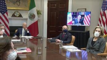 Compromiso de ver a México como igual: Joe Biden