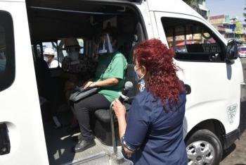Iztapalapa busca combatir al Coronavirus desde el transporte público