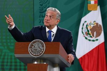 """""""Biden es respetuoso de nuestra soberanía"""", afirma AMLO"""