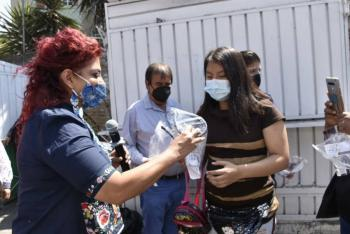 Iztapalapa no es de las entidades con más contagios de Covid-19: Clara Brugada