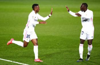 Real Madrid rescata el empate ante la Real Sociedad