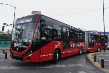 Ya se podrá pagar el Metrobús con tarjeta de crédito