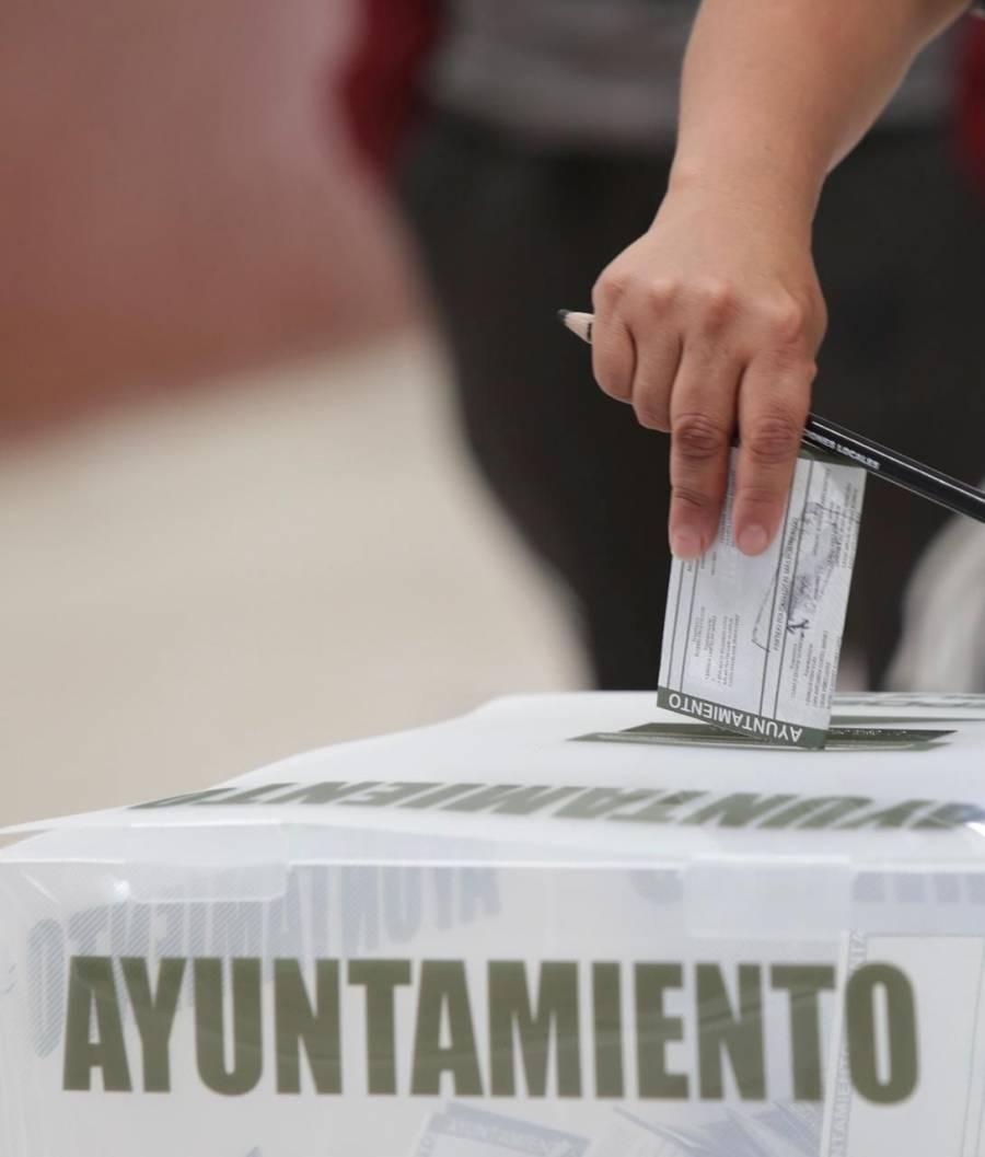 Avanza proceso de registro de candidaturas apartidistas para Alcaldías y Diputaciones Locales