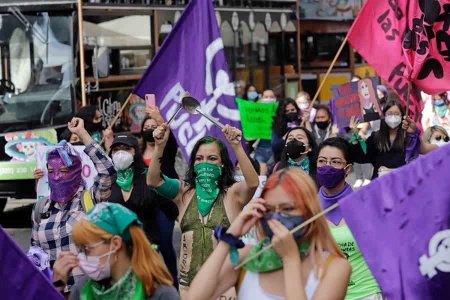 Alistan marcha el 8M para exigir justicia y cese de violencia contra las mujeres