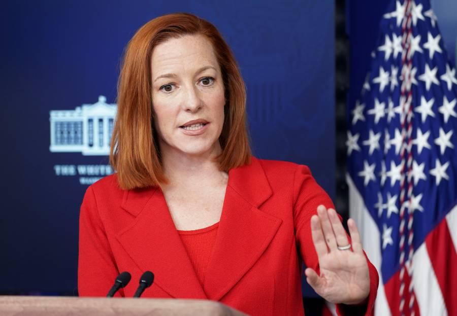 Casa Blanca reitera que Biden no se comprometió con AMLO sobre vacunas contra el COVID-19