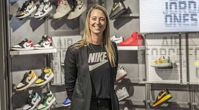 Negocio de reventa de tenis, obliga a ejecutiva de Nike a dejar la empresa