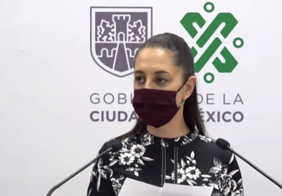 SIN REPORTE EN CDMX DE ESCUELAS PARTICULARES ABIERTAS: SHEINBAUM