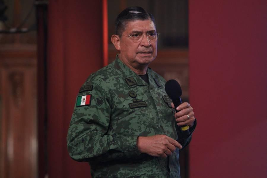 Titular de la Sedena, Luis Cresencio Sandoval, vuelve a dar positivo a COVID-19
