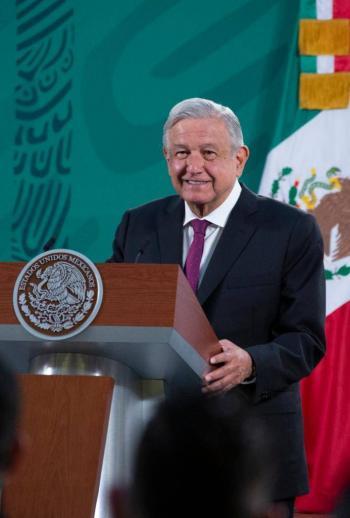 AMLO comentó a Biden sobre Reforma Energética y combate a corrupción