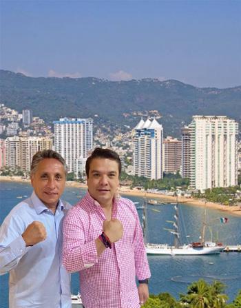 Manuel Negrete busca gobernar Guerrero; va con el partido Fuerza por México