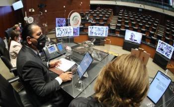 Aprueba Senado en lo general la reforma eléctrica propuesta por AMLO
