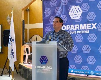 Tras ataque, muere líder de Coparmex SLP