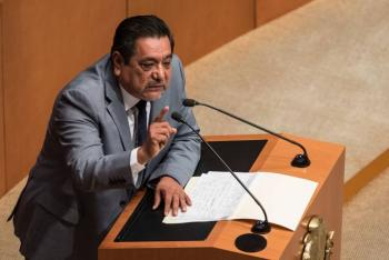 Claudia Sheinbaum se opone a que se use el tema de Félix Salgado con fines electorales