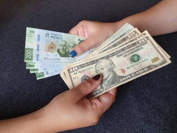 Mexicanos en EU enviaron más dinero  en menos tiempo en enero de 2021