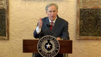 Levanta restricciones por Covid gobernador de Texas