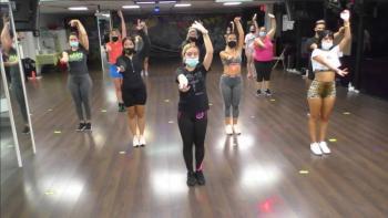 """""""Baila con Micho"""" se convierte en la academia de las estrellas en Miami"""