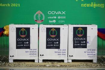 COVAX entregará 237 millones de vacunas en 142 países para mayo: OMS