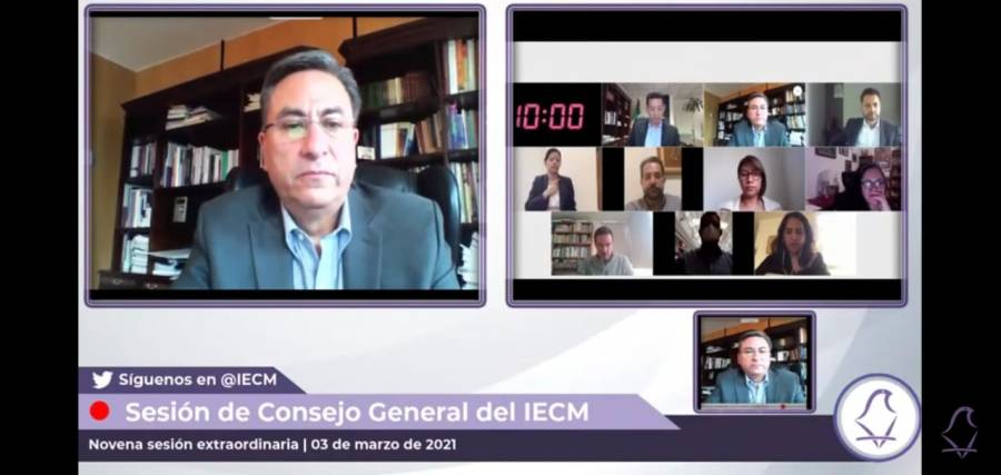 Modifica IECM integración de Consejos Distritales en Iztapalapa y Xochimilco-Tlalpan
